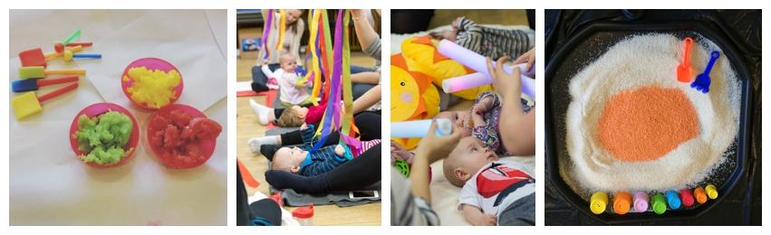 baby classes edinburgh