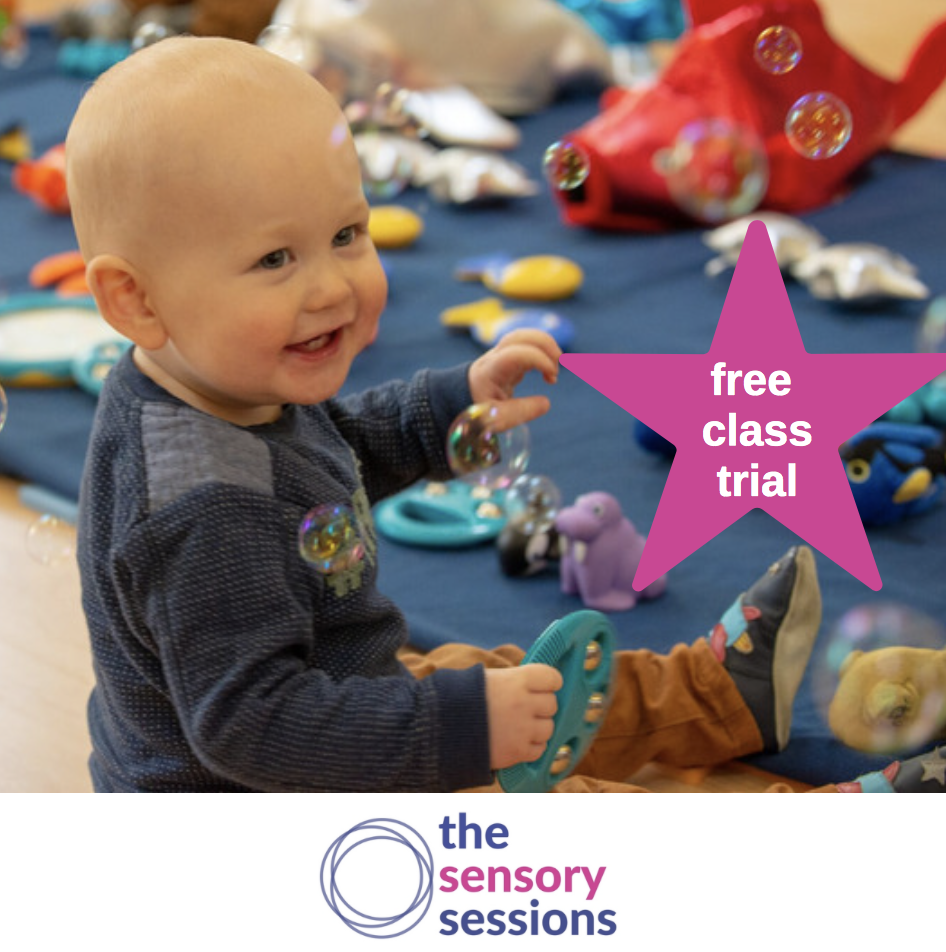 free baby class