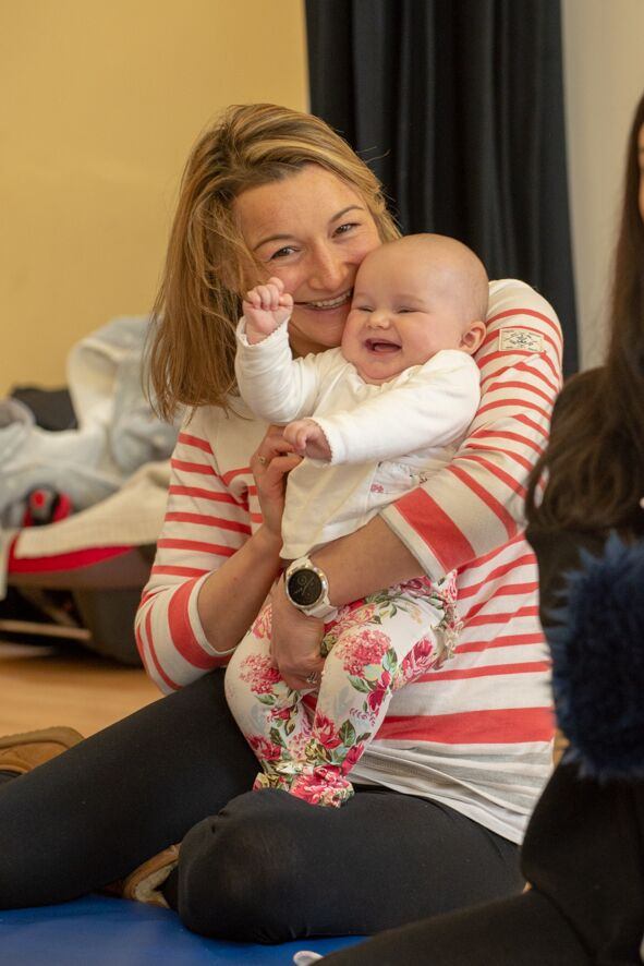 baby class in portobello edinburgh