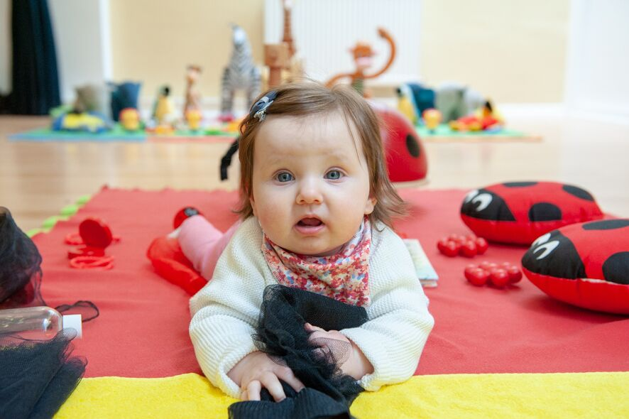 sensory development classes in Fife