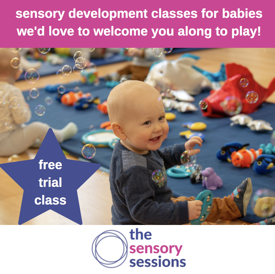 sensory classes for babies edinburgh