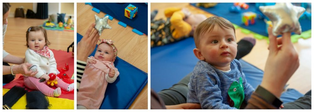 The Sensory Sessions baby group Currie