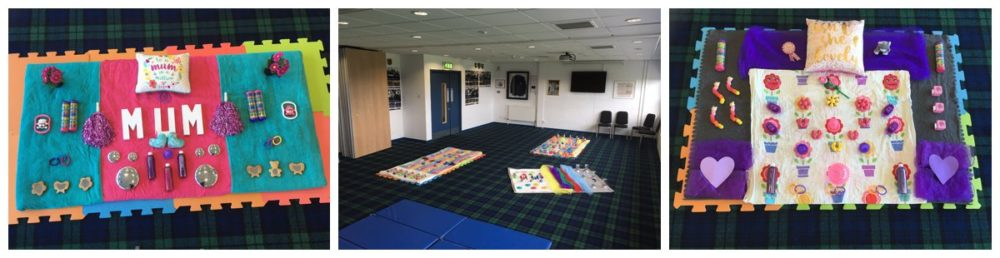 The Sensory Sessions baby group Boroughmuir