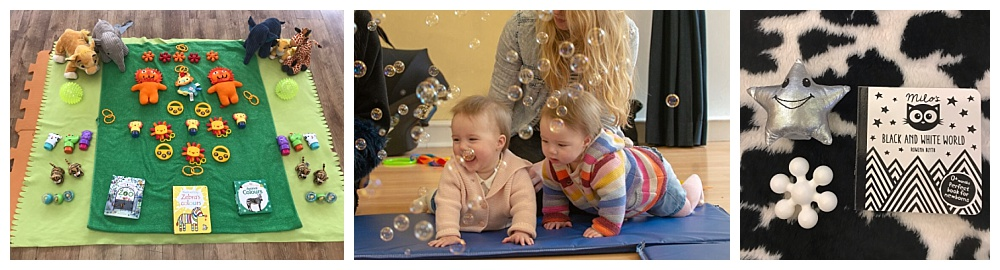 The Sensory Sessions baby group Corstorphine