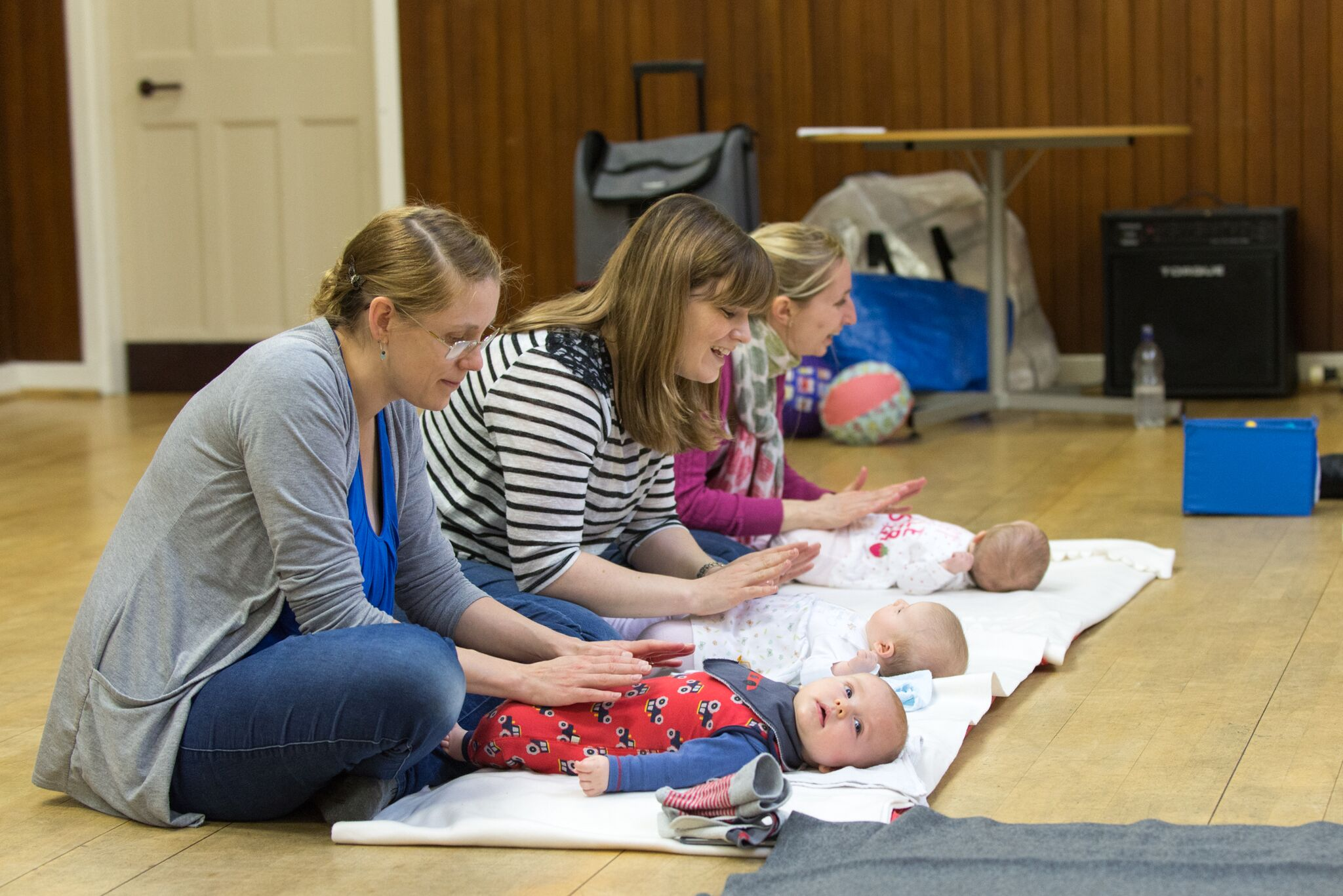 The Sensory Sessions baby group Inverleith