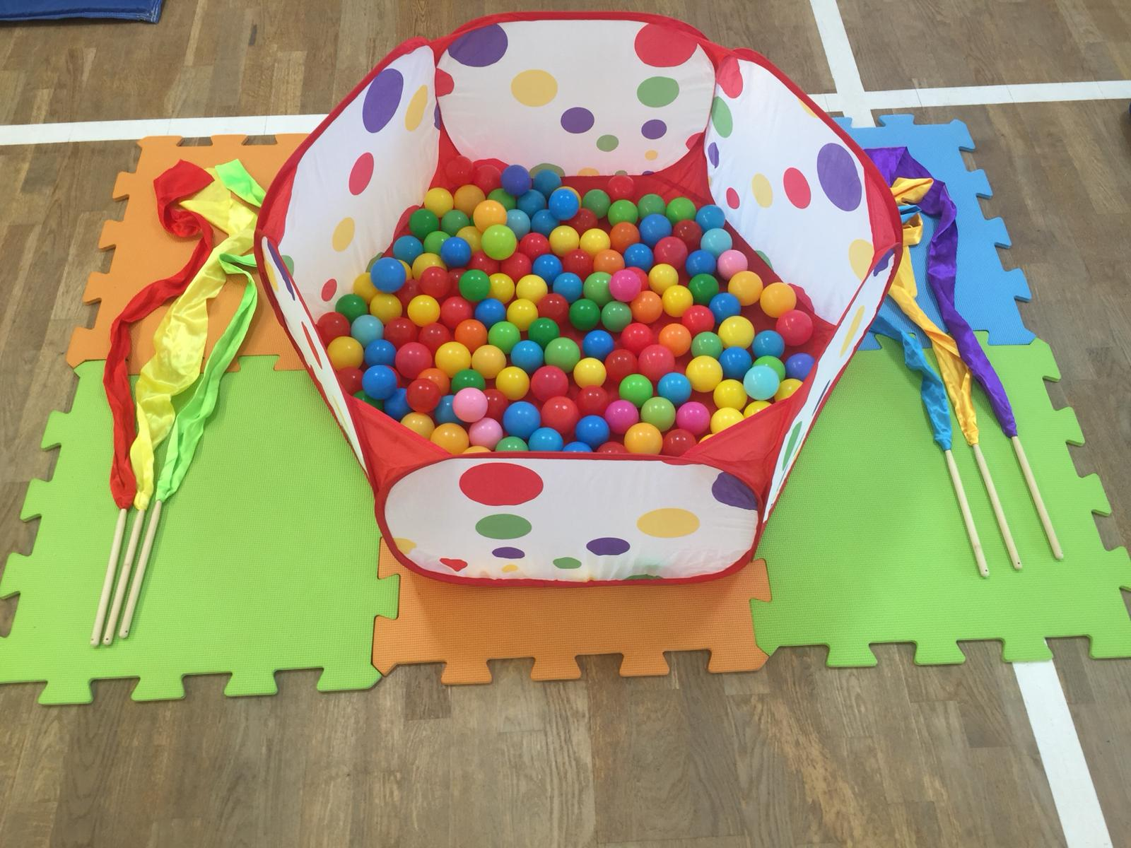 The Sensory Sessions baby group Leith