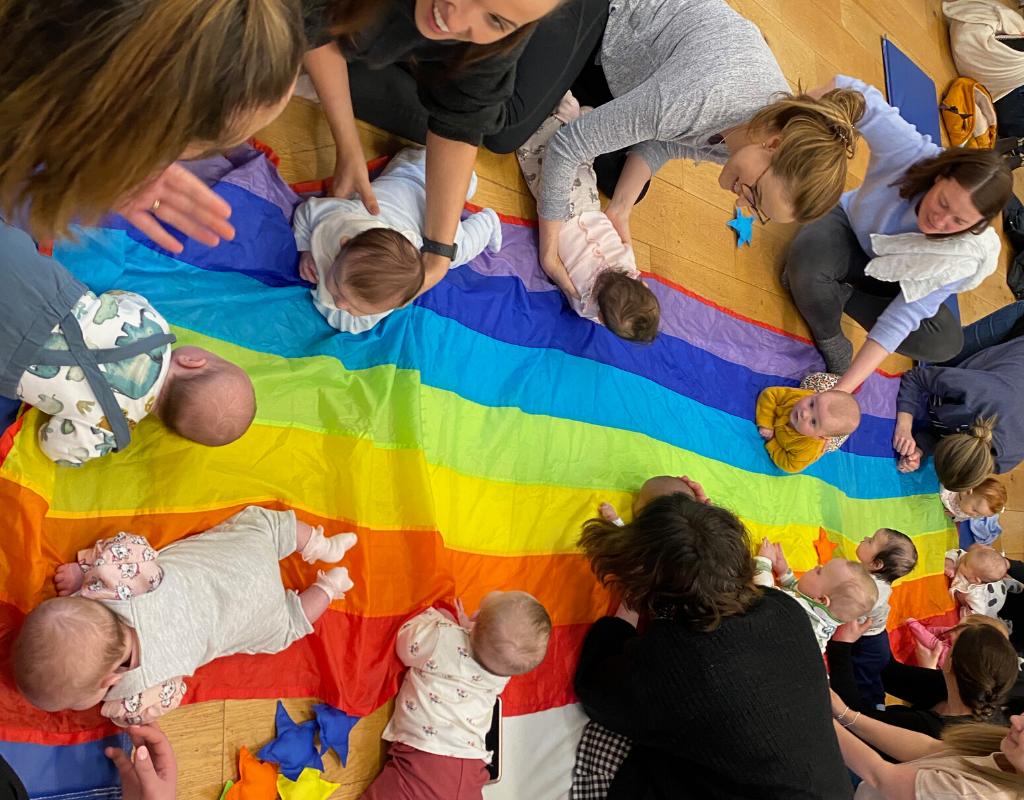 baby class boroughmuir