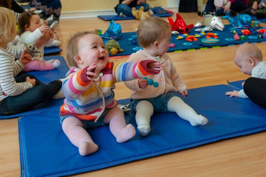 baby class newlands