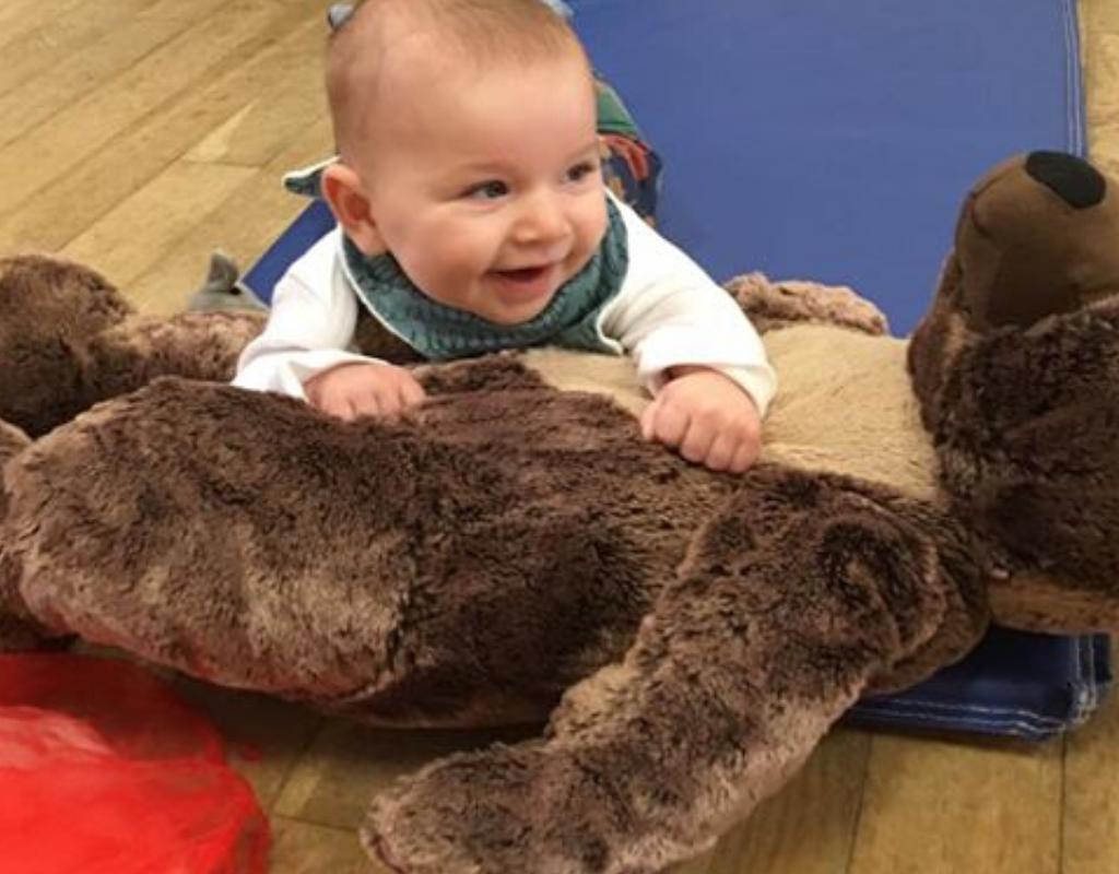 sensory class babies portobello edinburgh