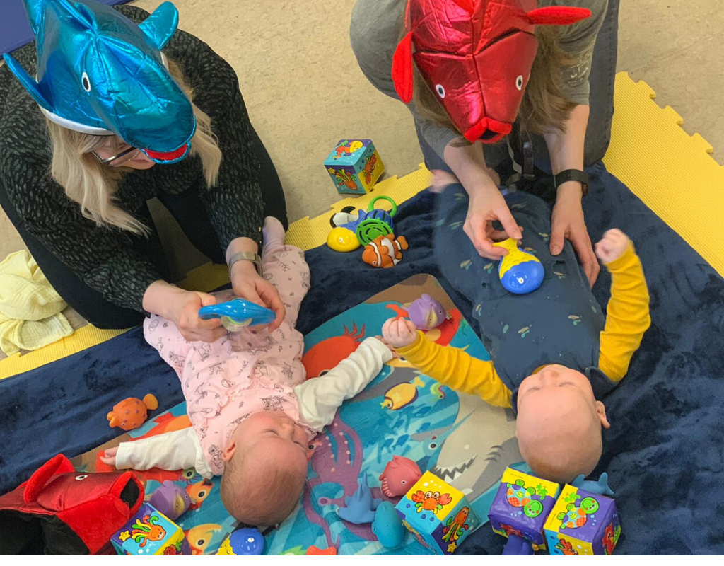sensory class group liberton edinburgh