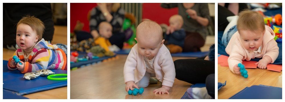 sensory play class portobello edinburgh