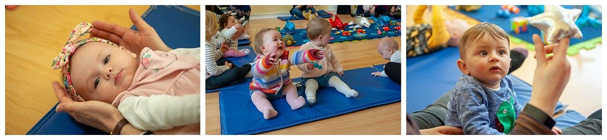 sensory baby class Dunfermline fife