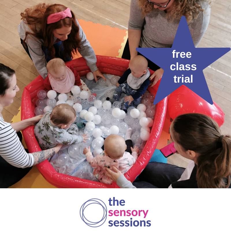 sensory class Stockbridge edinburgh