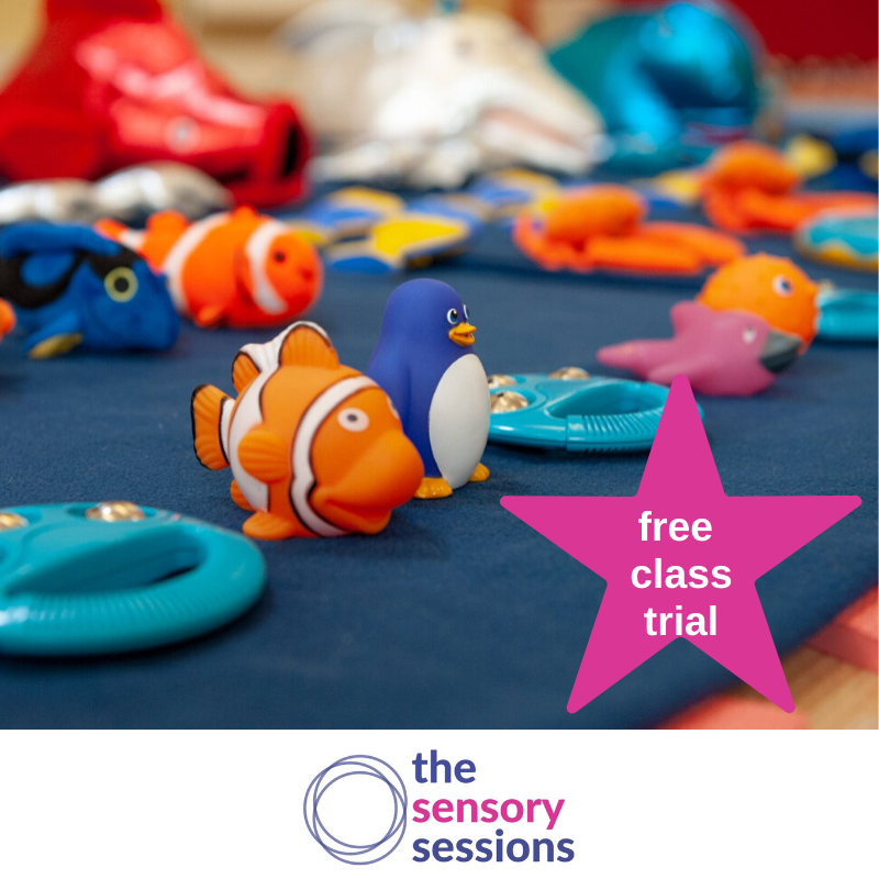 sensory baby class Musselburgh midlothian