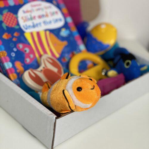 sensory toy box